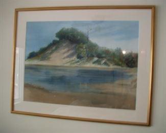 Alice Flint watercolor
