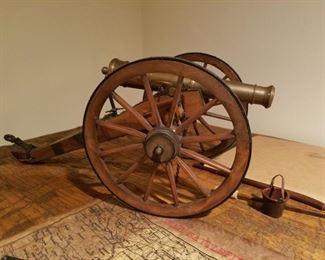 Miniature Cannon replica