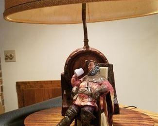 Falstaff Character lamp