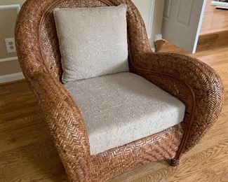 Pottery Barn Chairs, set of two