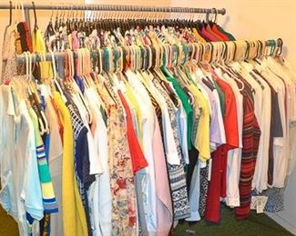 Clothes 5.00 per bag