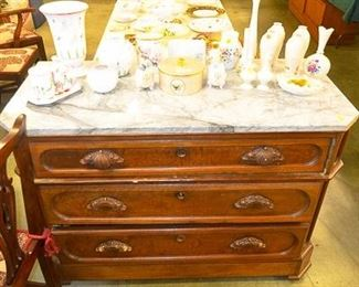 Dresser Marble Topped