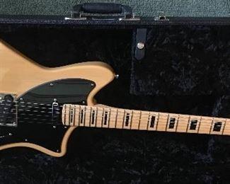 1.     2018-19 Fender Limited Edition Meteora