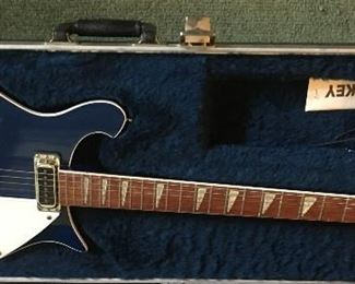 2. 2005 Rickenbacker 620 Electric Guitar