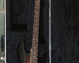 3. GL Guitars Model JB2 Bass Guitar by Leo