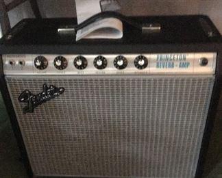 Fender Reverb Amp