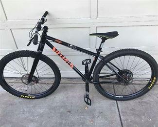 Cotic hardtail bike
