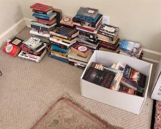 Some of the many books