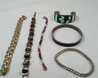 enamel bracelet