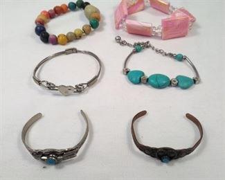 childrens Bell trading post bracelts