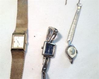 vintage Timex wrist watch