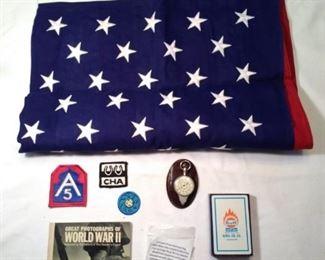 cotton American Flag