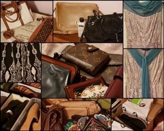 Vintage Coach, Purses & More