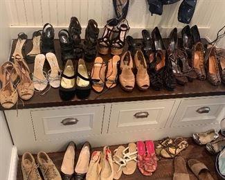 Designer shoes 👠