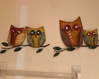 OWL TINS