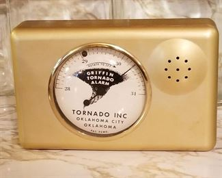 Vintage Tornado & Hurricane Alarm