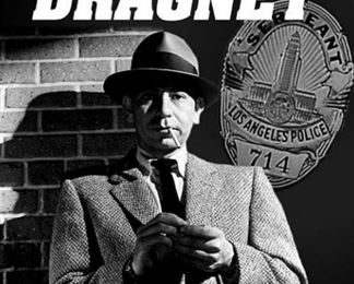 Sgt. Joe Friday (aka Jack Webb)