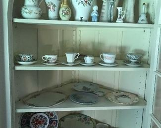 China, great condition. Tea cups.