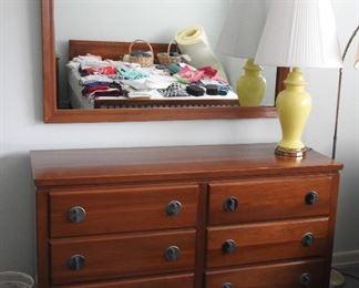 Crawford Mid-Century Dresser