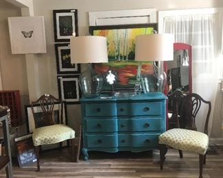 Anthropologie dresser