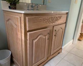 Gorgeous bath vanity