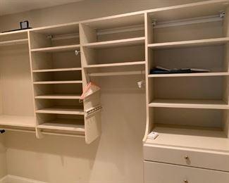 California Closet system