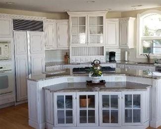 Decora kitchen cabinetry