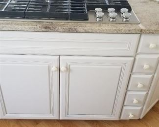 Decora kitchen cabinetry detail
