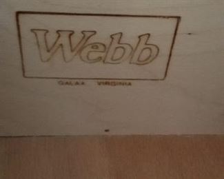 Webb Furniture of Galax Virginia