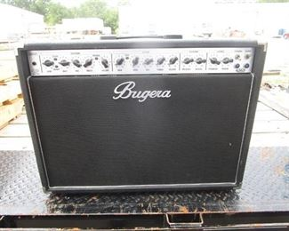 Brugera 6262 Boutique Style 120w 2-channel Valve Combo w/ Reverb