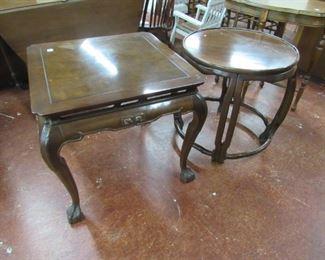 2 Heritage Ming Treasure Tables