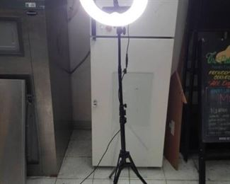 "Neewer 12"" LED Ring Light Circle Stand Lamp"