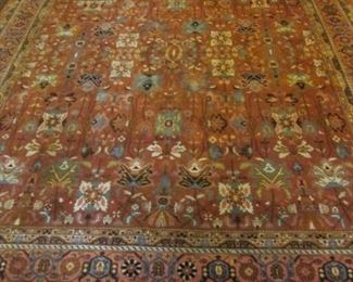 "Area Rug in Rich Multi-Colors, 8' 2"" X 10' 5"""