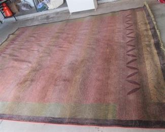 Area Rug in Soft Tones by Sphinx, Kharma