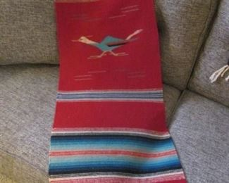 Serape-Style with Roadrunner