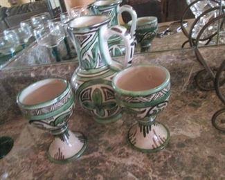 3-Piece Pottery Set