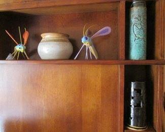"Ceramics & ""Bugs"", We've got it all!!!!"