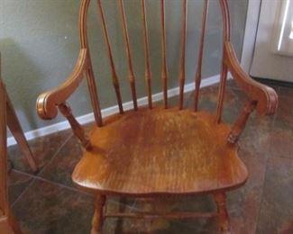 Older Arm Chair