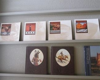 Books:  Southwest, Native American & Cowboy Themes
