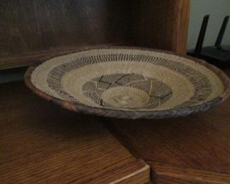 Woven Plate
