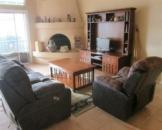 Overview of Family Room
