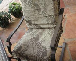Arm Chair Detail