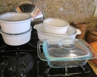 Covered Casseroles