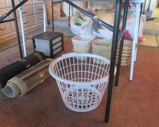 Rugs, Baskets & Storage Drawers