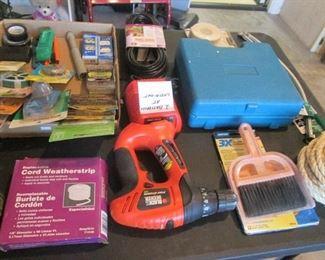 Tools & Garage Supplies