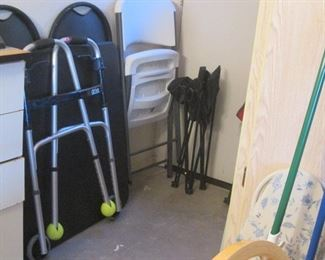 Folding Chairs, Camp Chair, Walker