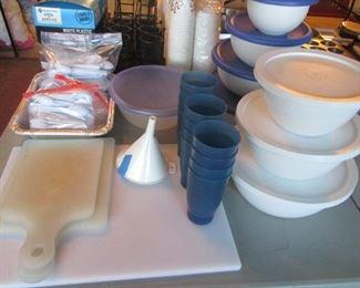 Cutting Boards & Plastic Ware