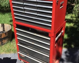 Two-Stack Tool Chest
