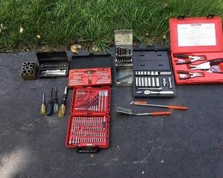 Craftsman Tool Lot #2