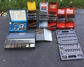 Drill Bit and More Lot